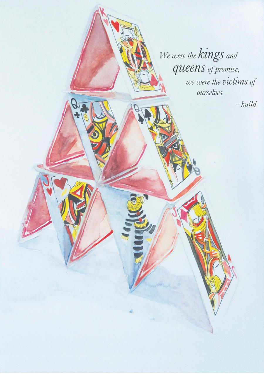 Building hierarchy poster by 3fukutaicho