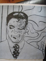 Two Face Print