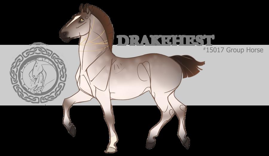 Drakehest Group Horse 15017