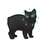 Shop Item: Ghost Cat by DrakehestCouncil