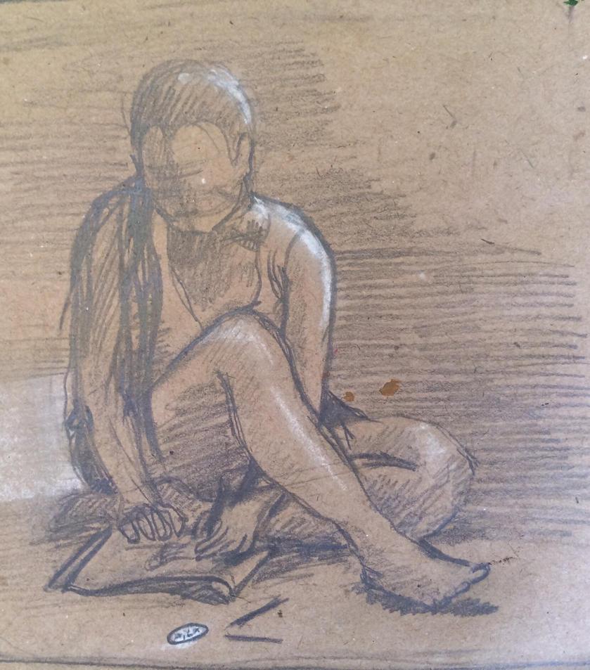 Sketch  by Vaseelus