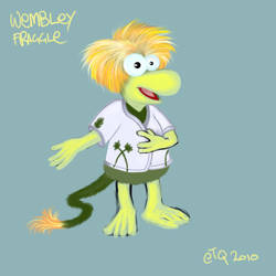 dsc Wembley Fraggle by ETQ