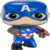 POP! Captain America Civil War - Captain America