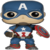POP! Avengers Age of Ultron - Captain America