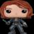 POP! Avengers Age of Ultron - Black Widow