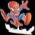 Super Hero Squad : Spider-Man 3 - Spider-Man by PedroAugusto14