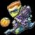 Super Hero Squad : Spider-Man 3 - New Goblin by PedroAugusto14