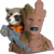 Yubi's Guardians of the Galaxy Rocket and Groot