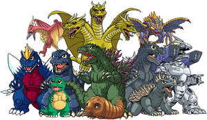 SD Monsters