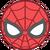 Spider-Man Twitter emoji