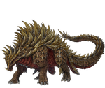 Godzilla Singular Point - Anguirus PNG