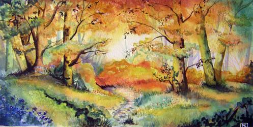 Autumn by Irmchen