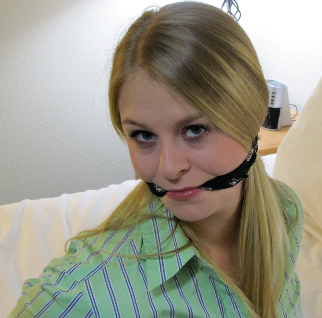Cleave Gagged by FrenchmanofFrance on DeviantArt