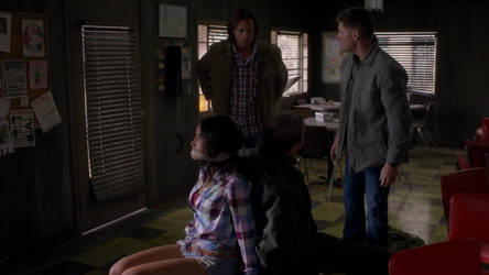 Olivia Ryan Stern in Supernatural 5