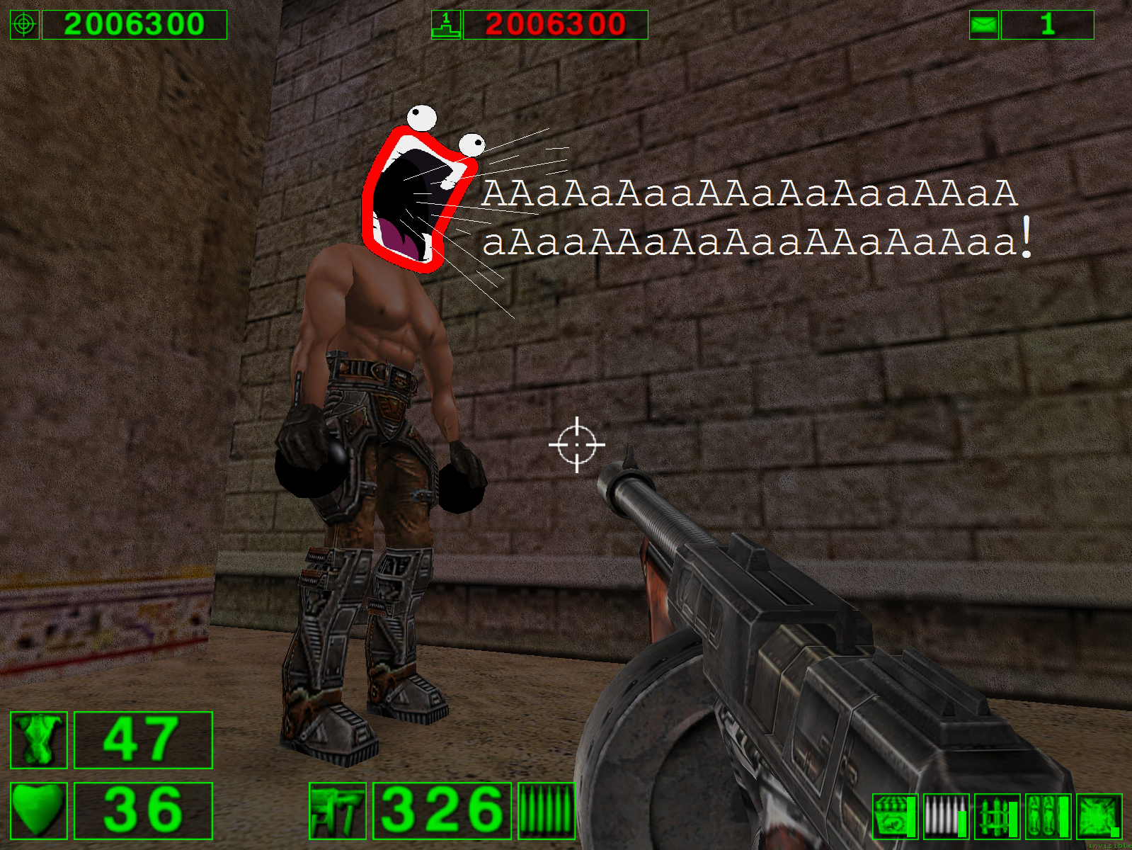 Игру Serious Sam First Encounter