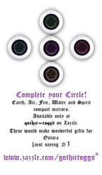Compact mirror promo 1 by GothicToggs