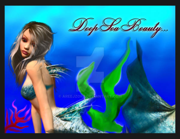 Deep Sea Beauty by areejzorz