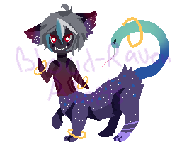 Pixel Adopt {CLOSED} by Blood-Raven-Adopts