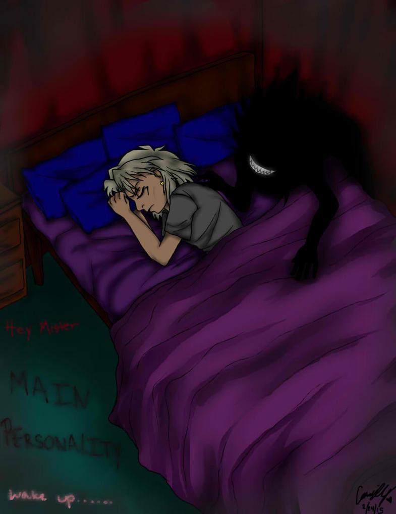 Marik: Wake up. by ritsukuze