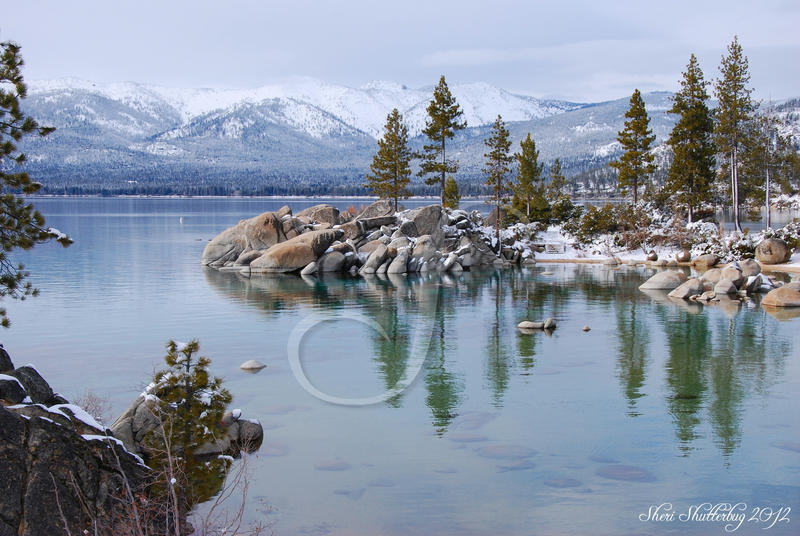 Lake Tahoe, North Shore V by Scooby777
