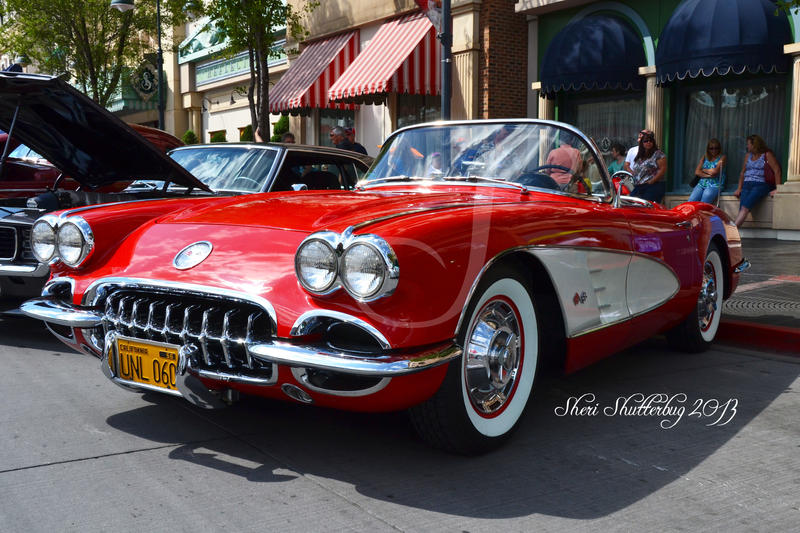 60' Corvette Convertible by Scooby777