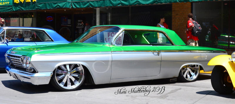 62' Chevy Impala by Scooby777