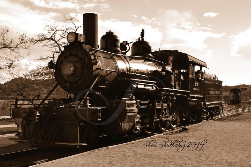 Steam Locomotive No. 29 II by Scooby777