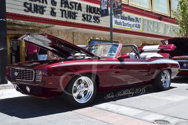 69' Camaro Convertable by Scooby777