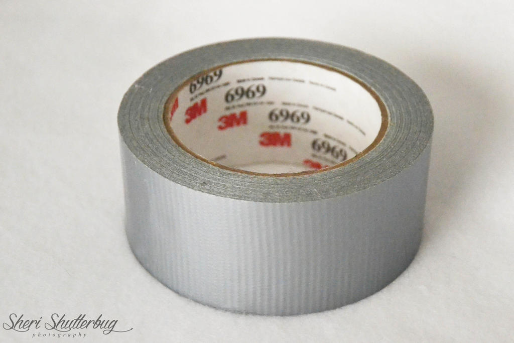 Duct Tape signed by Scooby777
