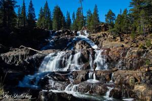 Glen Alpine Falls II by Scooby777