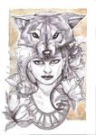 Wolf Girl by Yuuki28
