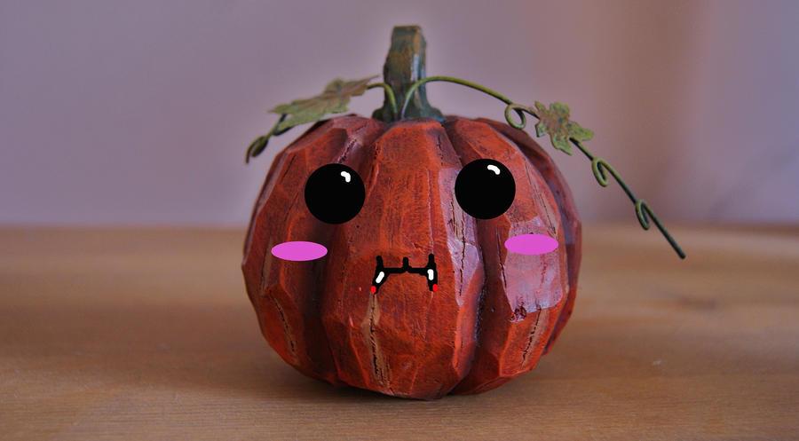 cute pumpkin face by lelizabeth89 on deviantart