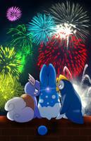 Holiday PokeSwap - She's mine by hikari2314