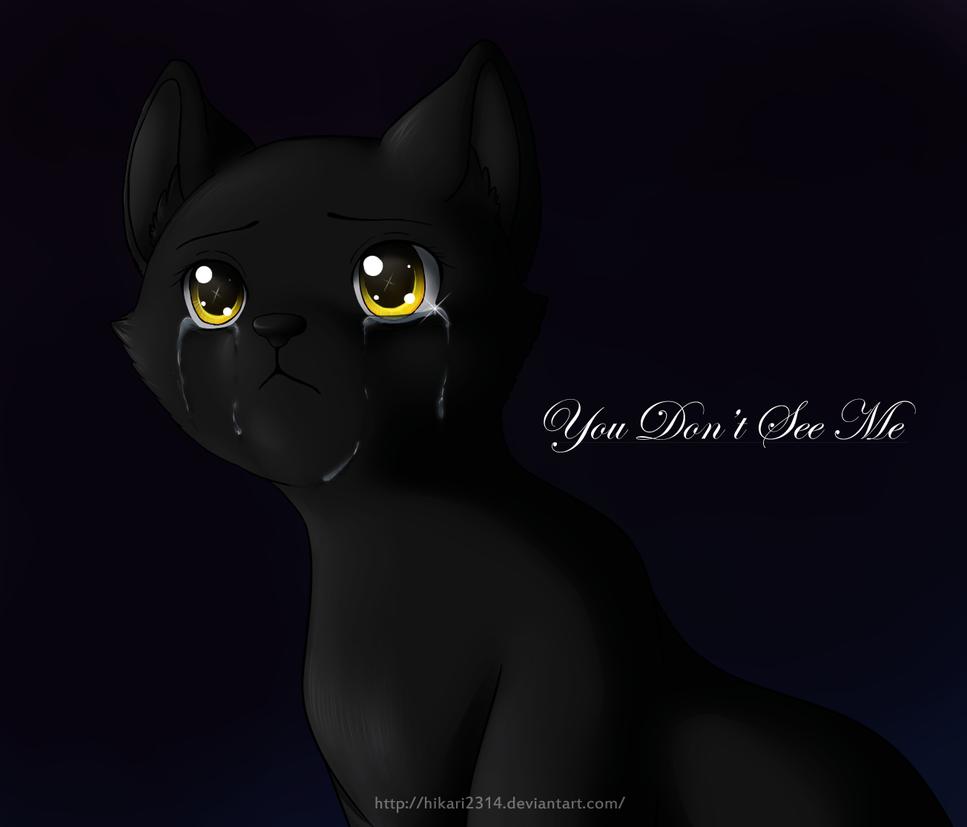 Nightcloud: You Don't See Me.. by hikari2314