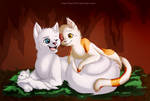V-Day Brightheart X Cloudtail