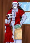 Alice and Arlong Noel