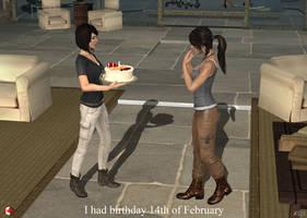 140330_Lara's_birthday by McGaston