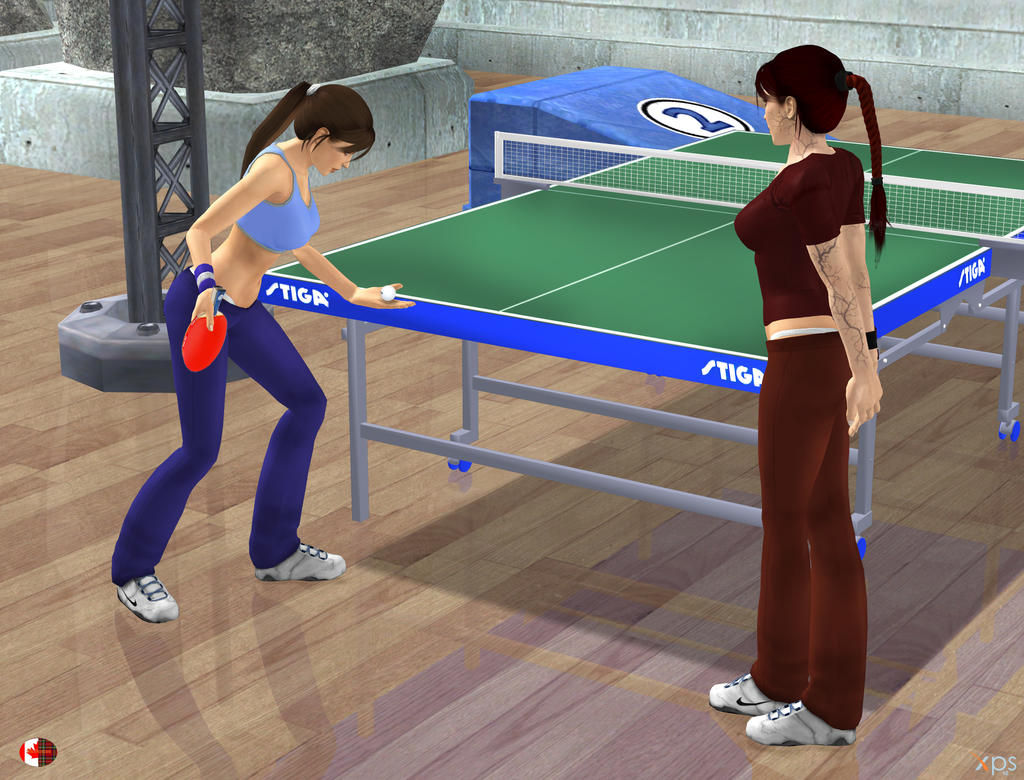 how to serve in table tennis