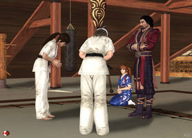 140613_Mr_Shang_Tsung_gives_a_lesson by McGaston