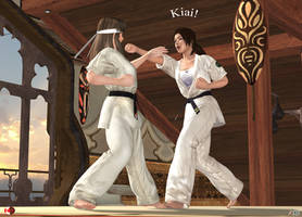 140616_Mr_Shang_Tsung_gives_a_lesson_4 by McGaston