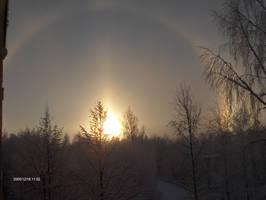 Wintersun by Laurenthalas