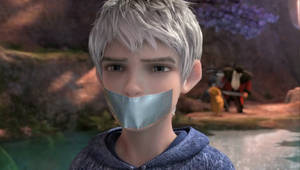 Jack Frost gagged 30