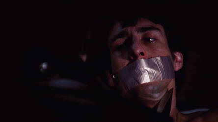 Poor Guy tape gagged by Gaggedlads
