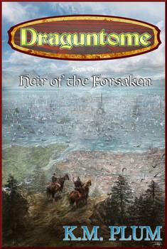 Draguntome Book 1 Cover Project: Complete