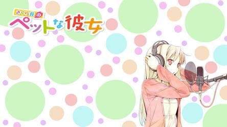 Sakurasou no Pet na Kanojo Shiina Wallpaper