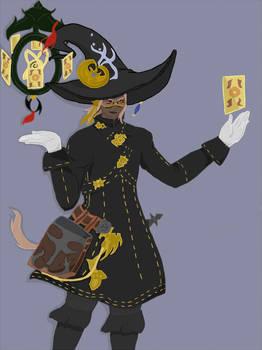Astrologian FFXIV