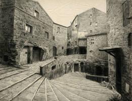 Old Village 1 by Manu05