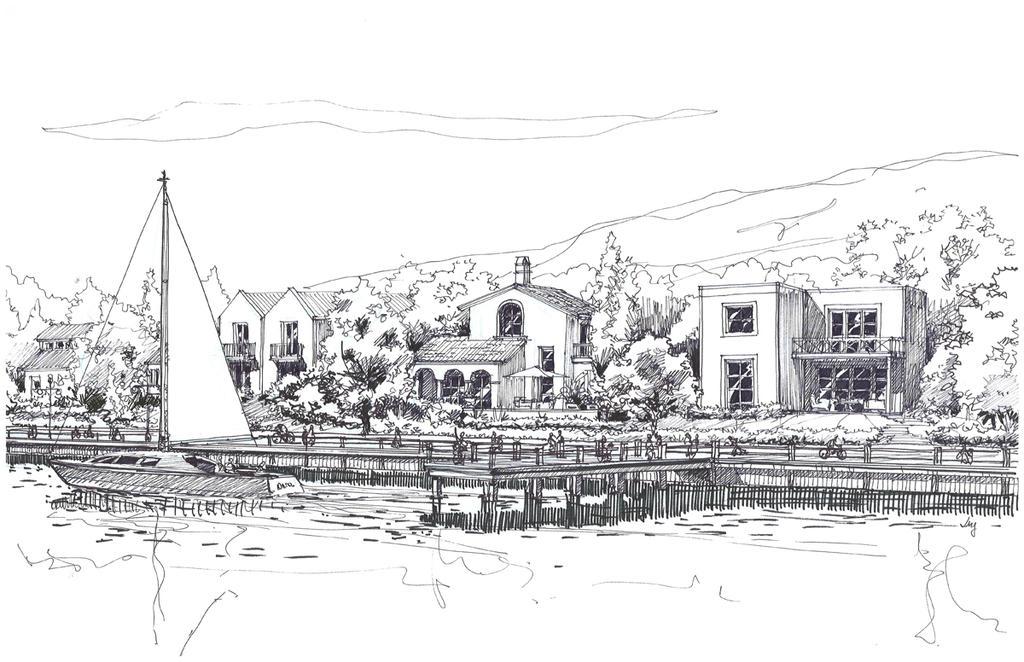 ink sketch by Manu05