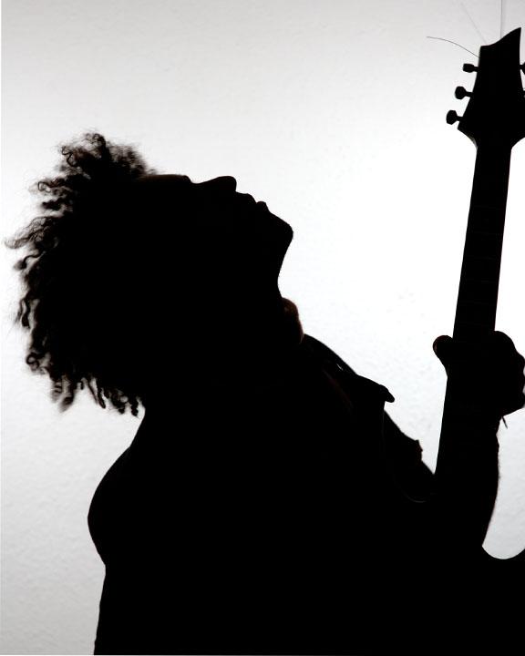Rocker Silhouette by KuteKuchie on DeviantArt