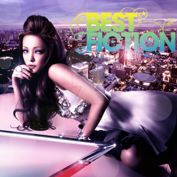 Amuro Namie - Best Fiction by sachiko2189